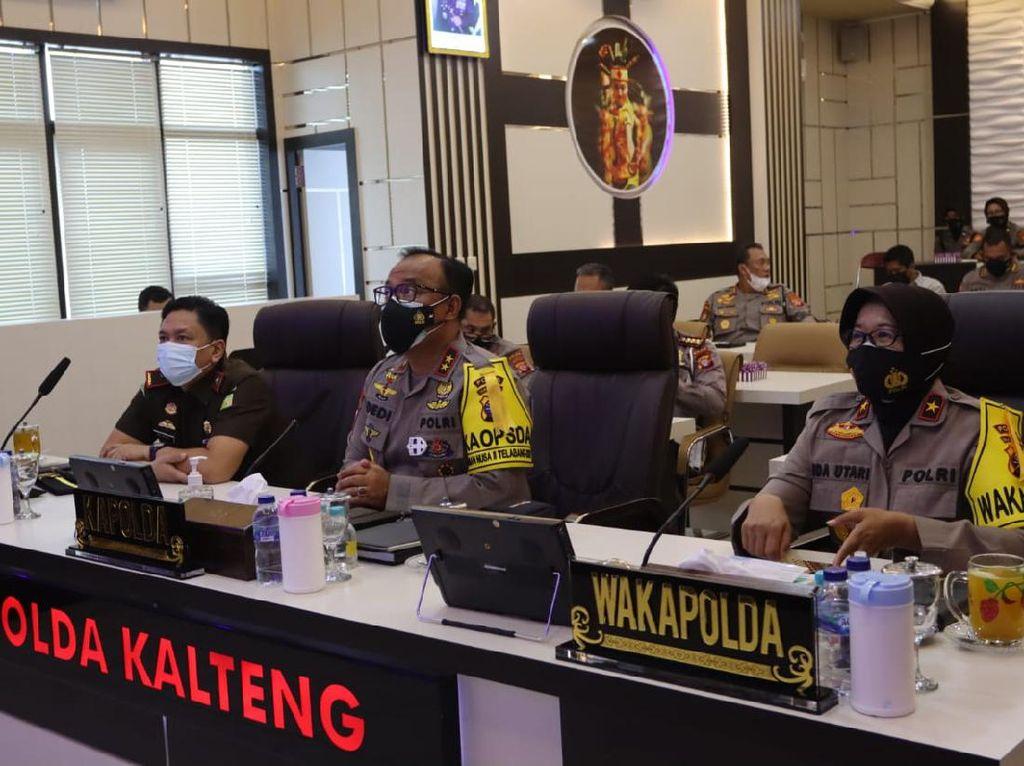 ETLE Tahap 1 Launching, Polda Kalteng: Diharapkan Mencegah Pungli