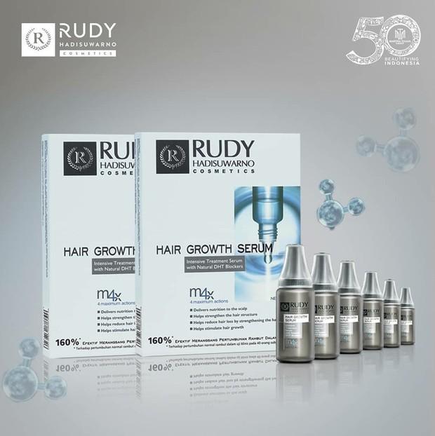Rudy Hadisuwarno Hair Growth Serum/instagram.com/rudyhadisuwarnocosmetics