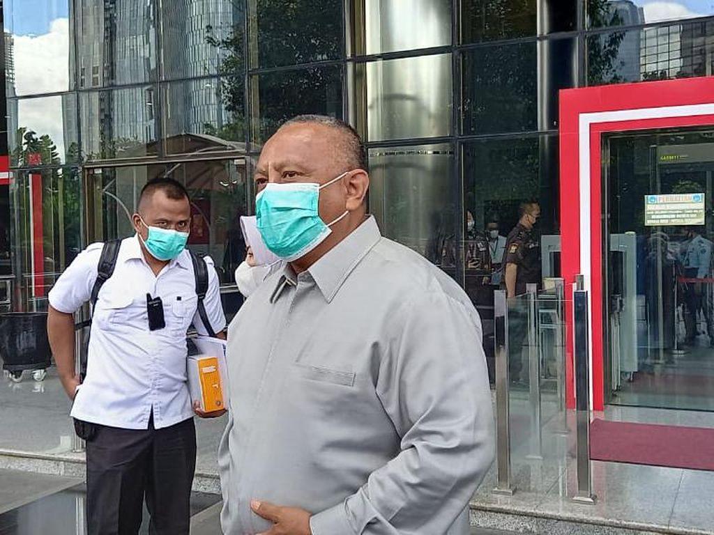 Gubernur Gorontalo Datangi KPK Lapor LHKPN 2020-Bahas Pencegahan Korupsi