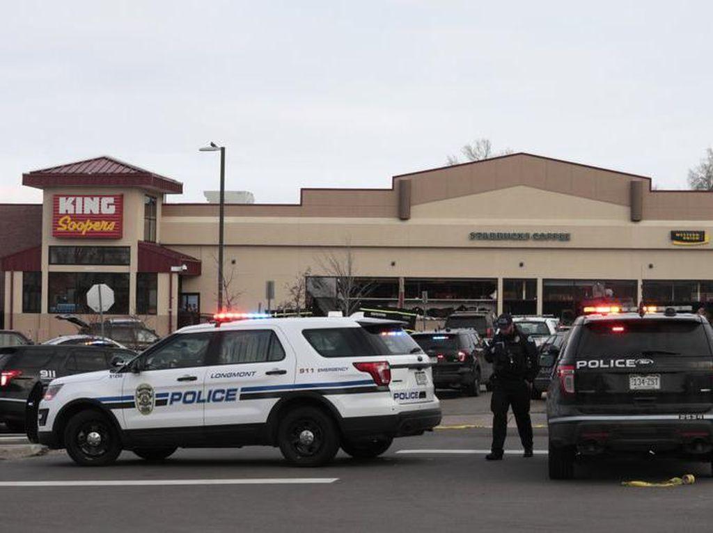 Sosok Ahmad Alissa, Pelaku Penembakan Brutal di Supermarket AS