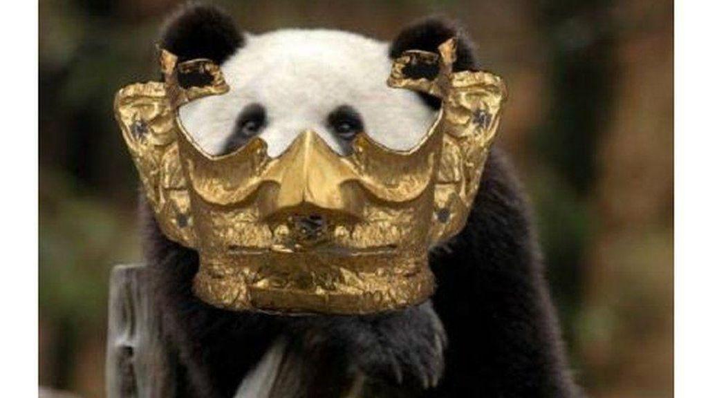 Deretan Meme Topeng Emas Berusia 3.000 Tahun, Mana yang Terkocak?
