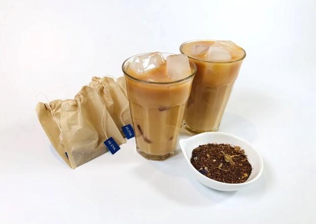 Vanilla Almond Rooibos Iced Latte