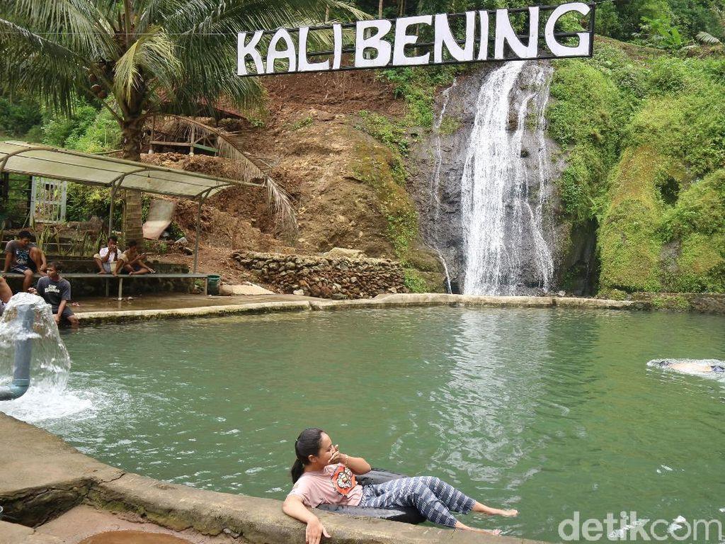 Kali Bening, Tempat Pas untuk Ngadem dan Basah-basahan di Jepara