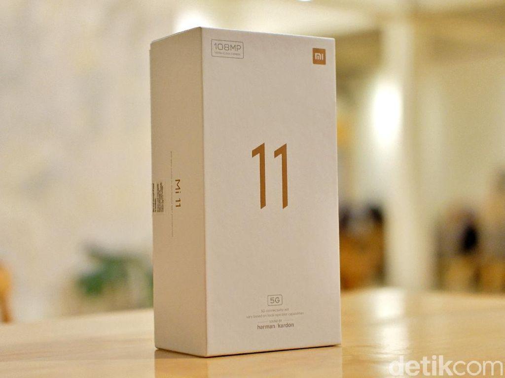 Mi 11, HP Xiaomi Tergahar Harga Rp 10 Juta