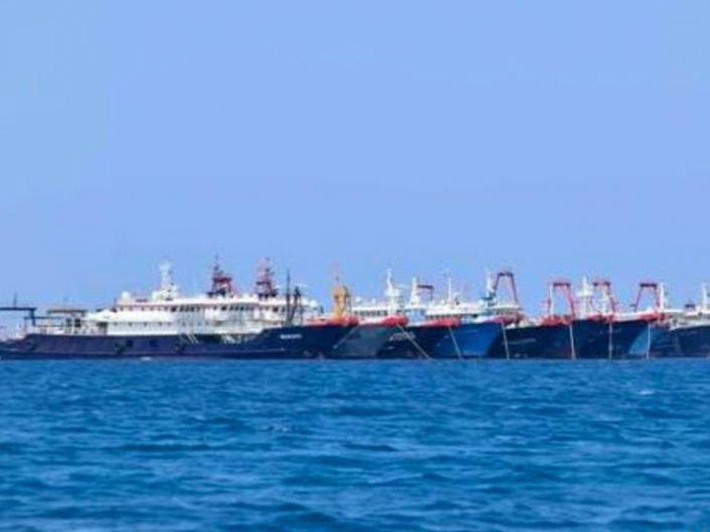 AS Dukung Filipina dalam Perseteruan dengan China di Laut China Selatan