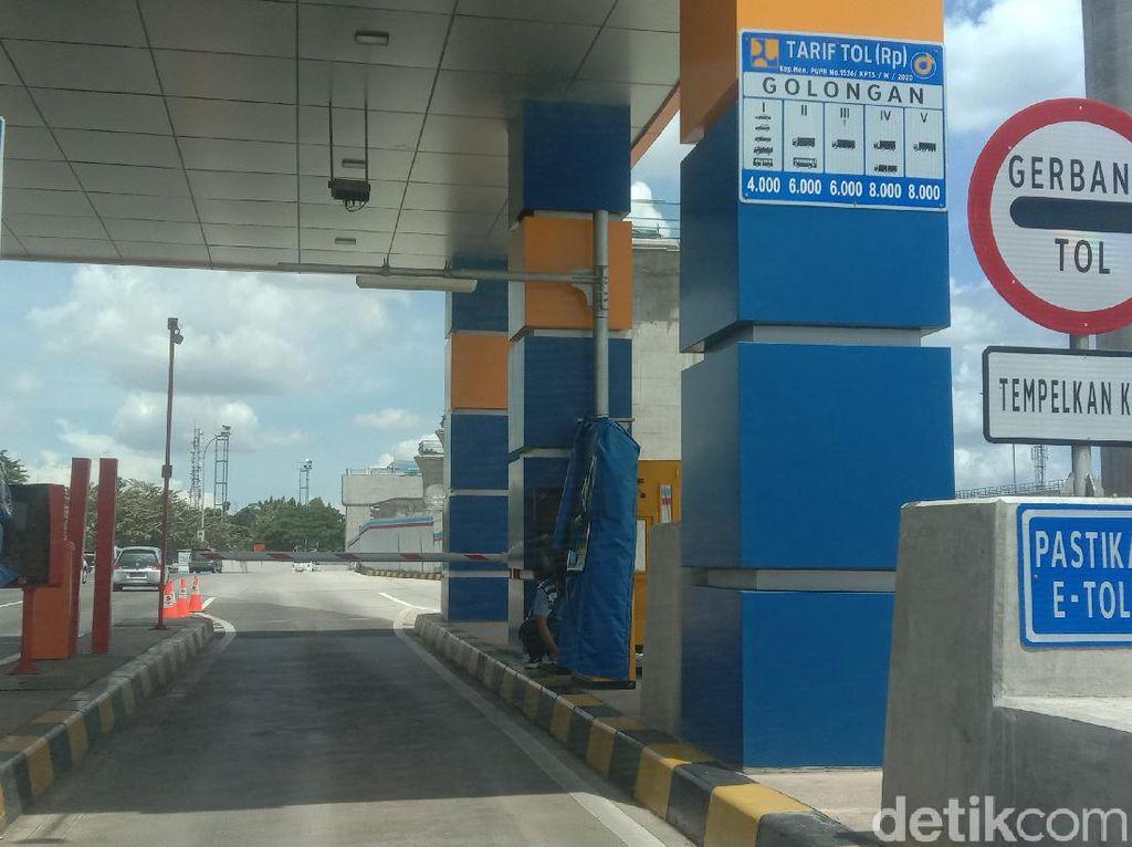 RI Terapkan Bayar Tol Tanpa Setop, Bye-bye Macet di Gerbang Tol!