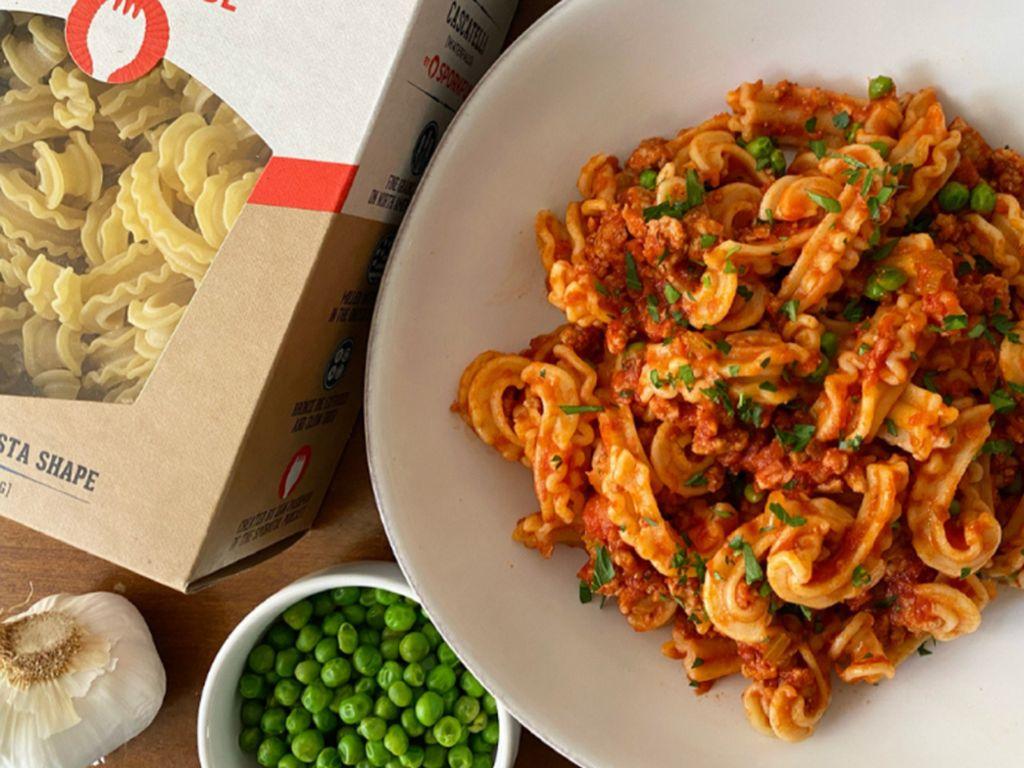 Cascatelli, Bentuk Pasta Terbaru di Dunia ini Berawal dari Podcast!l