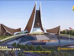 I Nyoman Nuarta Jelaskan soal Desain Istana Ibu Kota Baru-Jawab Kritik Arsitek
