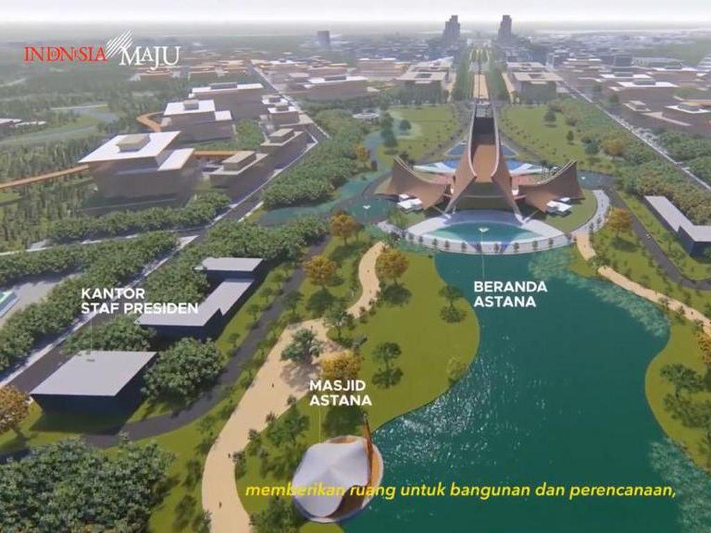 Pindah Ibu Kota Kena Kritik Keras, Jubir Jokowi: Ini Untuk Pulihkan Ekonomi