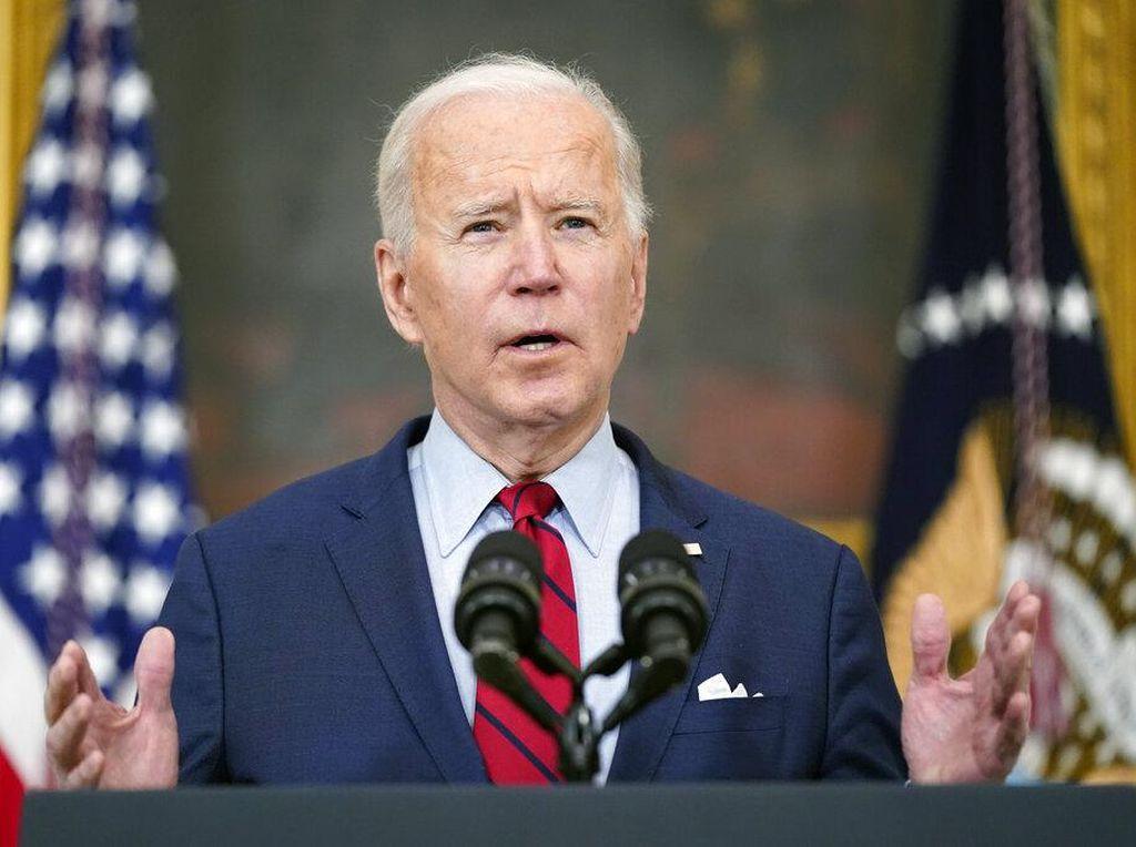 Tarik Pasukan dari Afghanistan, Biden: Saatnya Akhiri Perang!