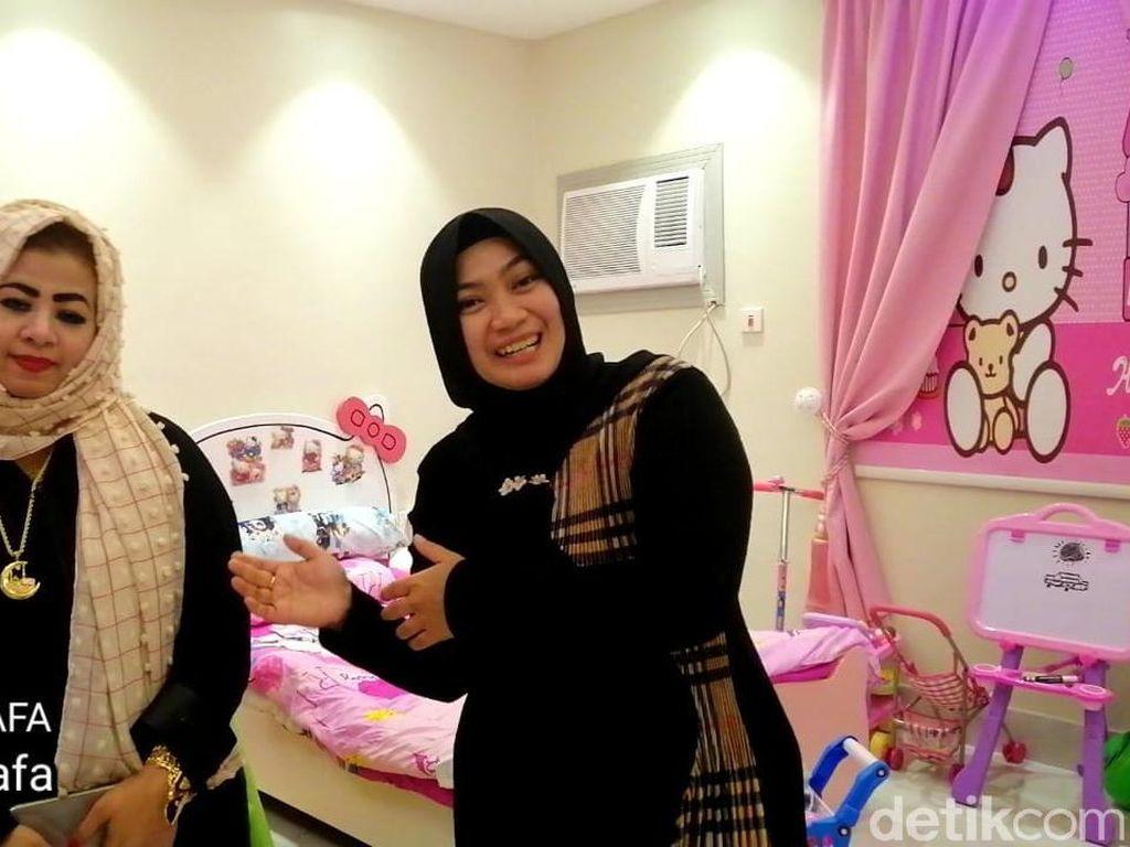 Viral Kisah Cinta TKW Madura Dinikahi Bujang Arab, Tiap Hari Gayanya Glamour