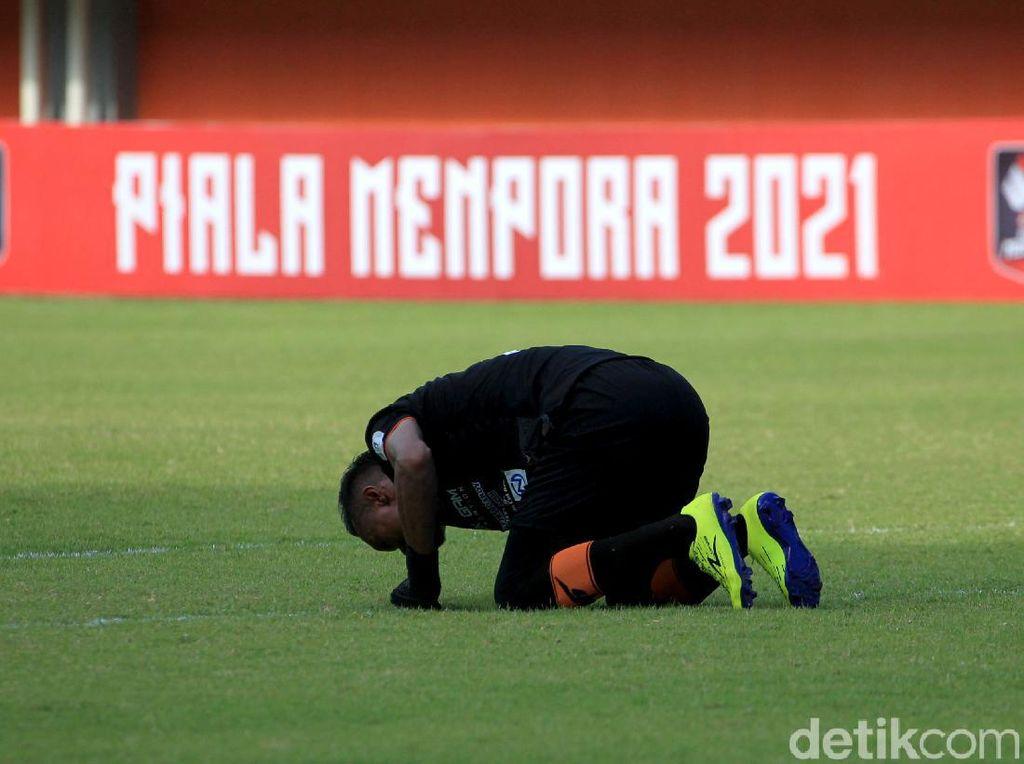 Alhamdulillah, Piala Menpora 2021 Sejauh Ini Lancar