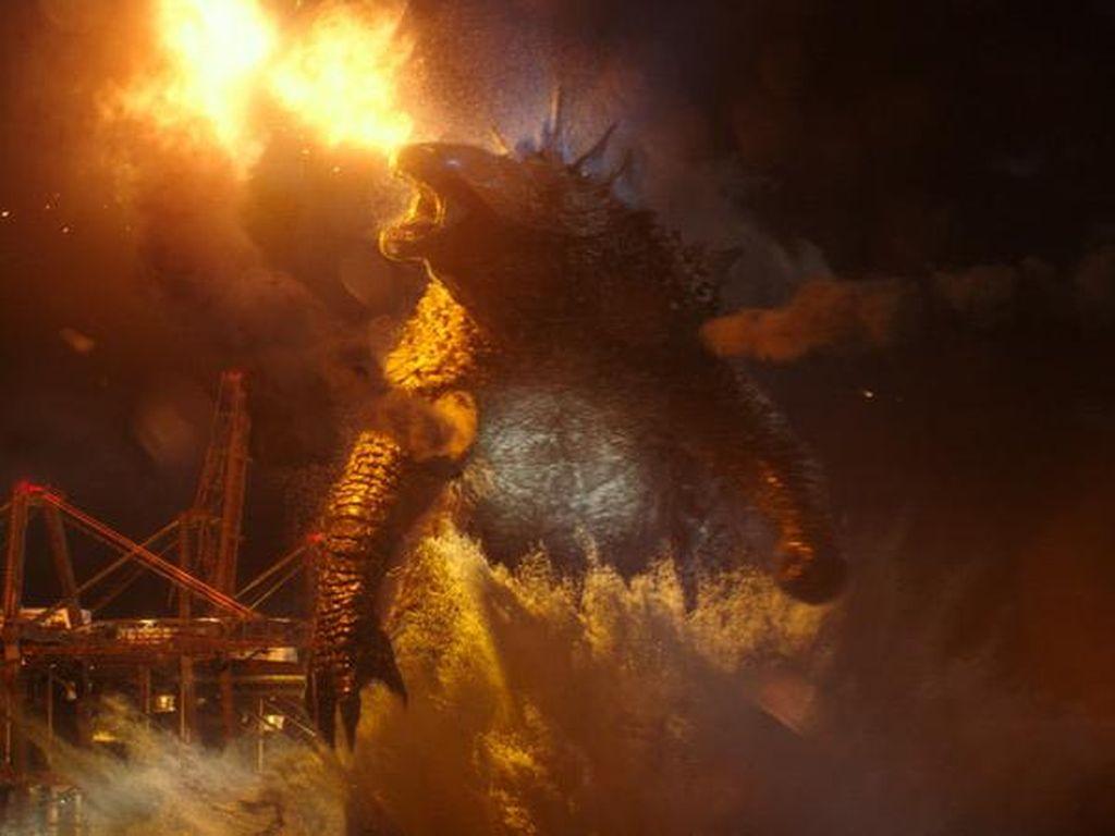 5 Hal tentang Film Godzilla vs. Kong