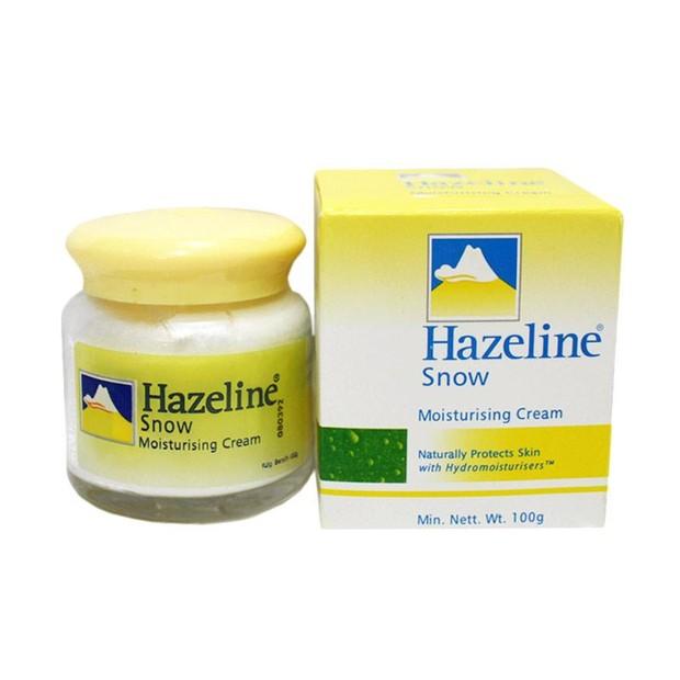 krim wajah jadul untuk mencerahkan wajah hazeline