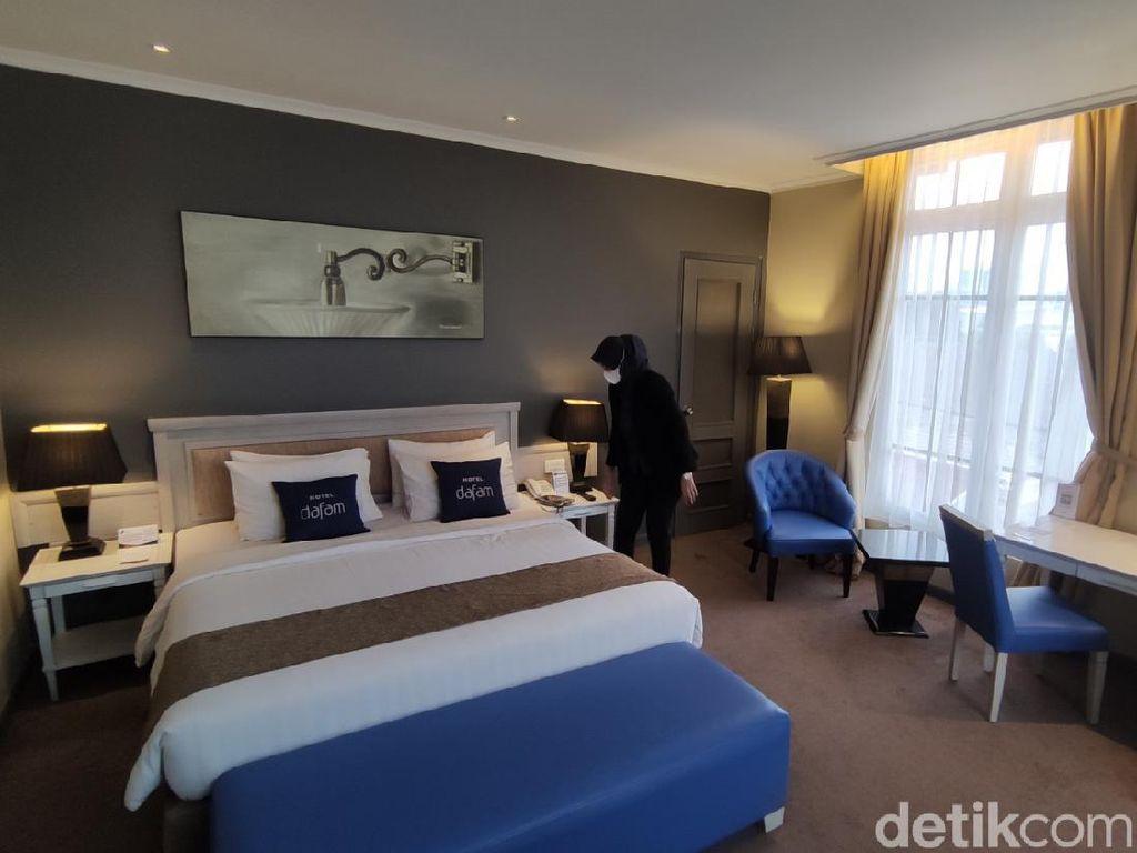 Kamar Hotel Rp 10 ribu Buat Nakes Se-Indonesia, dari 13 April-7 Mei