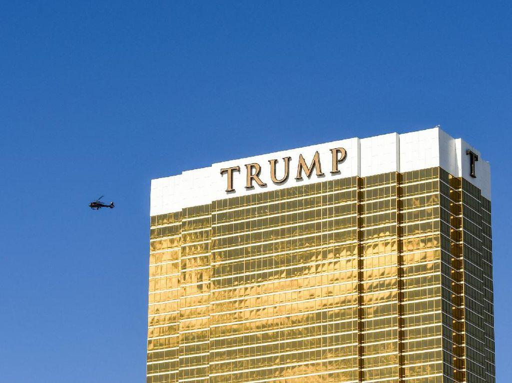 Pukulan Lagi Buat Donald Trump, Hotelnya Dihapus dari Daftar Agen Travel Mewah