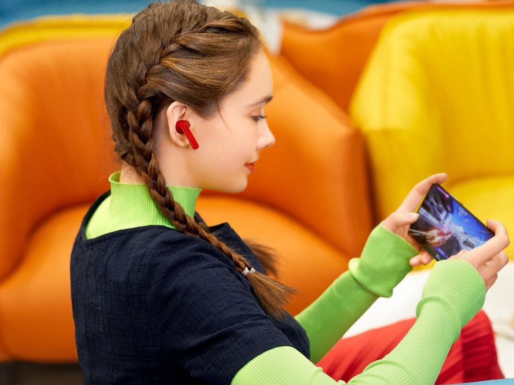 Huawei Rilis FreeBuds 4i, TWS Elegan Harga Rp1 Jutaan