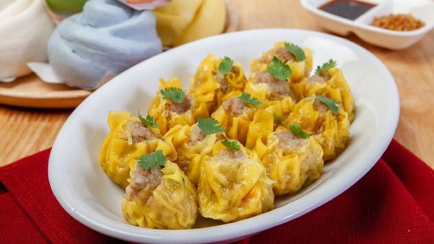 Chinese Steamed Dumpling