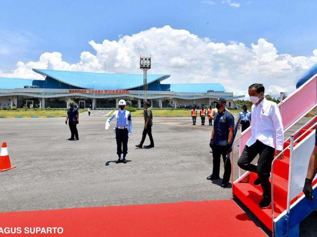 Kenapa RI Fokus Bangun Infrastruktur, Pak Jokowi?