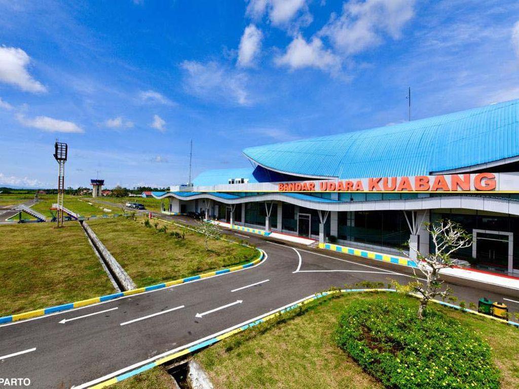 Bandara Kuabang Bisa Tarik Minat Turis Asing Kunjungi Halmahera Utara
