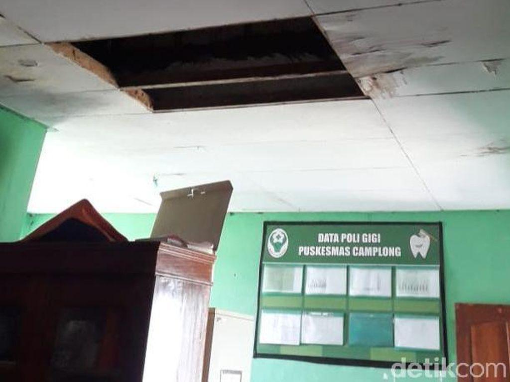 Puskesmas Camplong Rusak, Pemprov NTT Dorong Bupati Segera Perbaiki