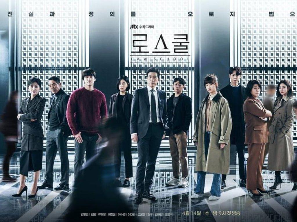 7 Drakor Seru JTBC yang Siap Tayang di Paruh Kedua 2021