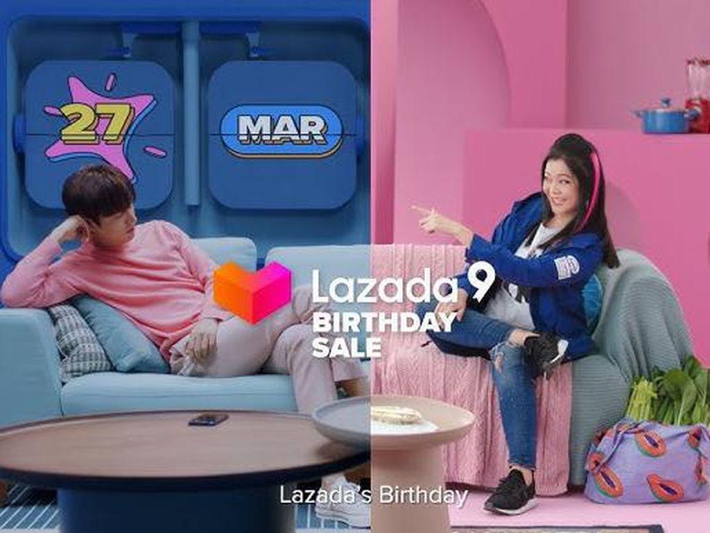 6 Promo Mentereng di Lazada yang Sayang Dilewatkan