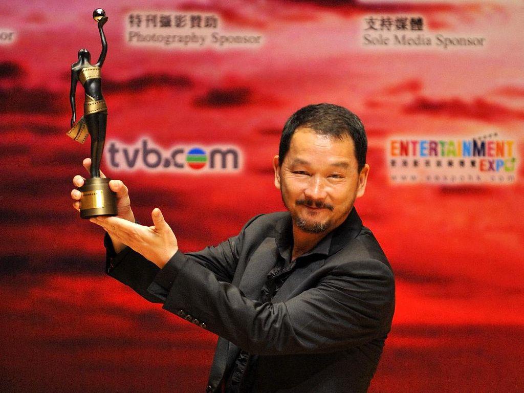 Aktor Mandarin Liu Kai Chi Menderita Kanker Perut