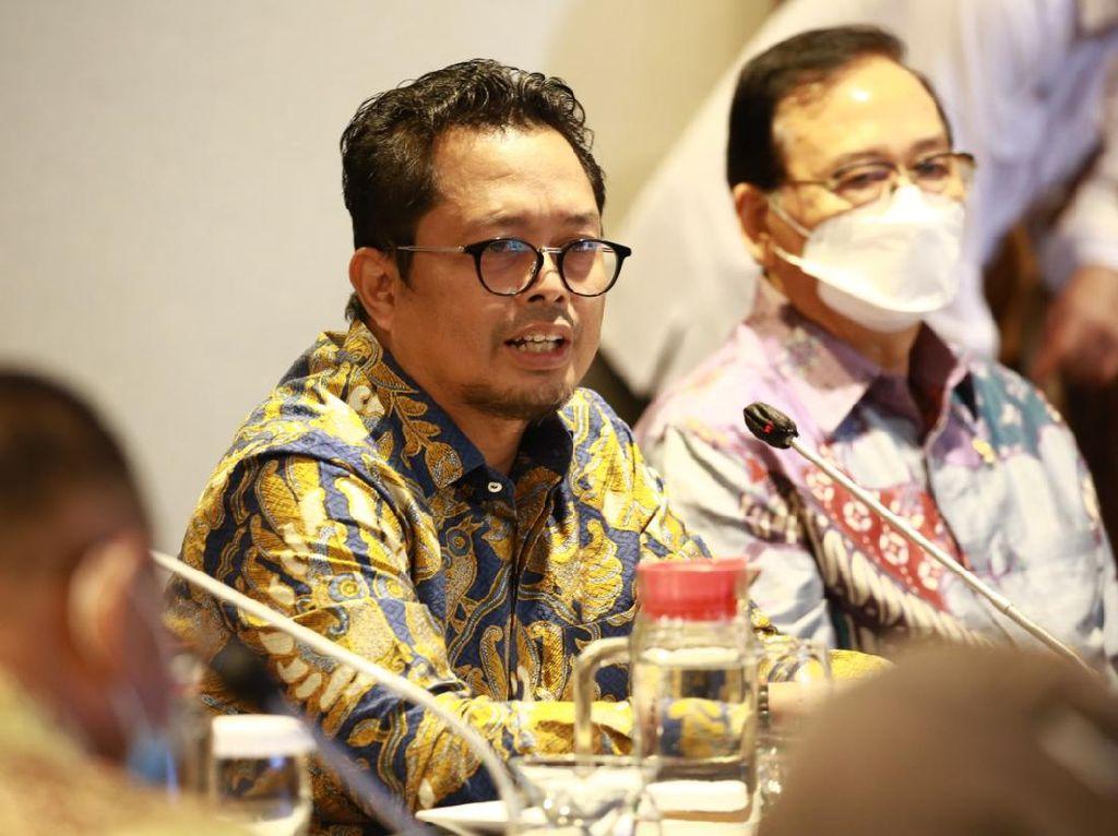 Mahyudin Bicara Peran Strategis DPD dalam Evaluasi Pembentukan Perda