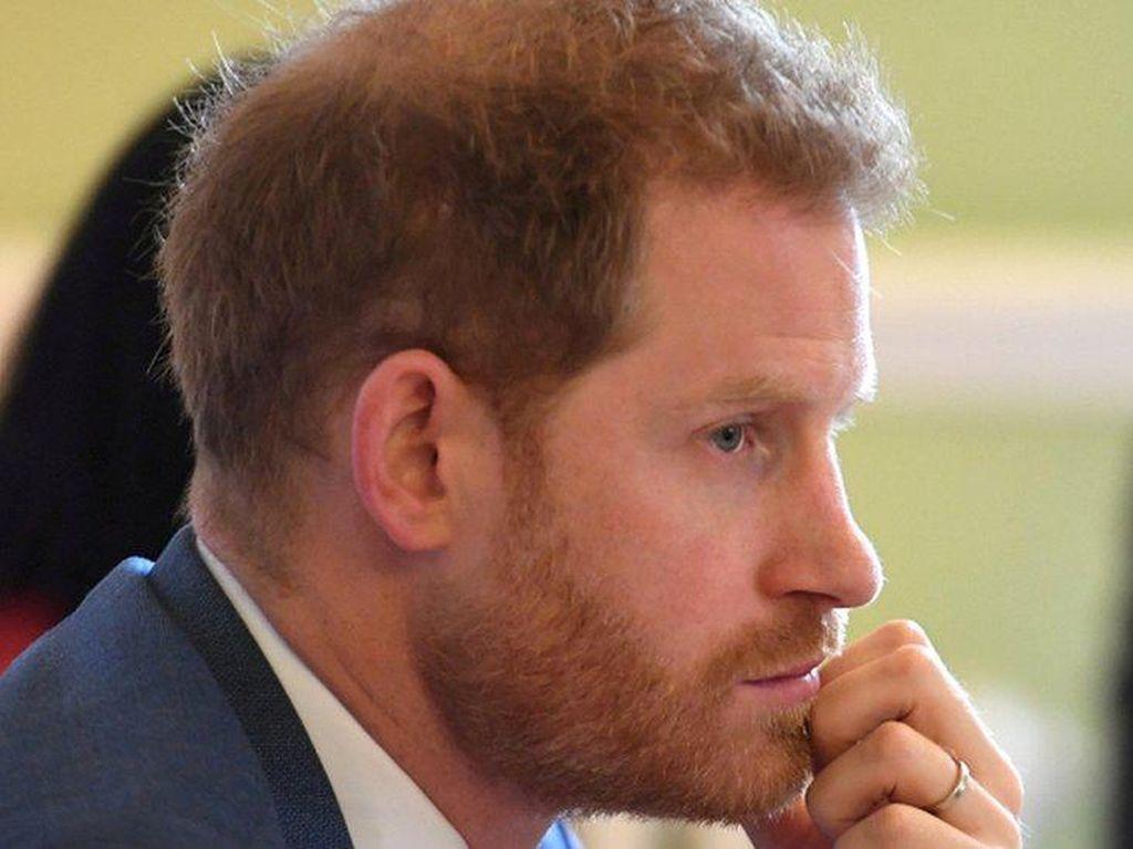 Mundur dari Kerajaan Inggris, Pangeran Harry Jadi Pegawai Perusahaan AS