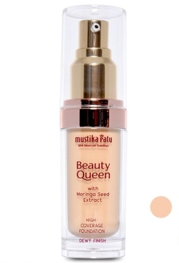 Mustika Ratu Beauty Queen High Coverage Foundation