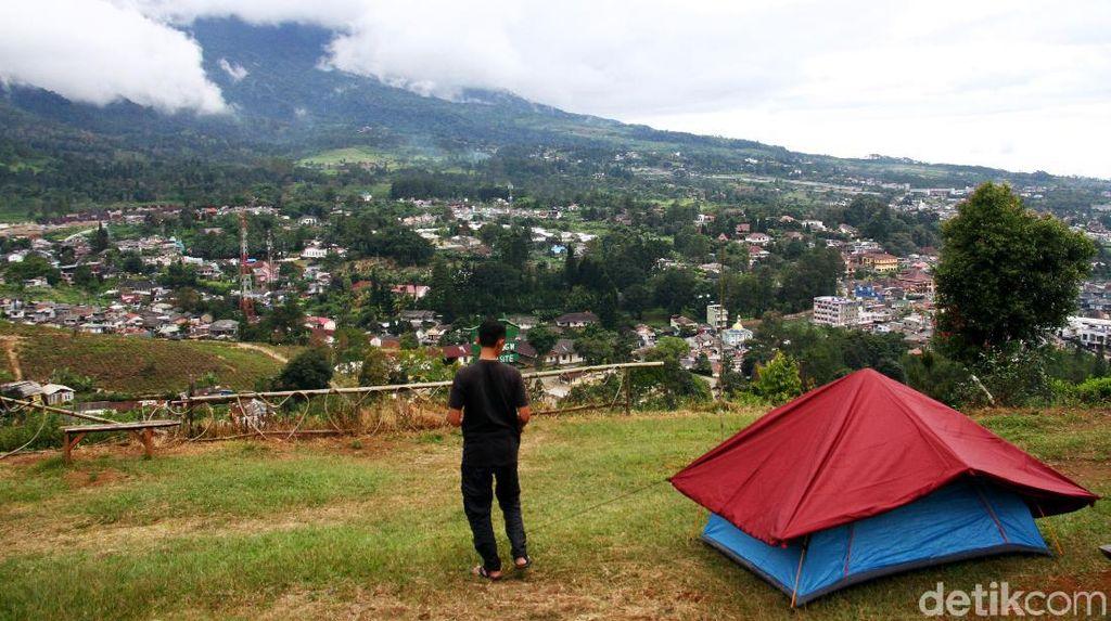 Objek Wisata di Puncak Bertahan dari Hantaman Pandemi Corona