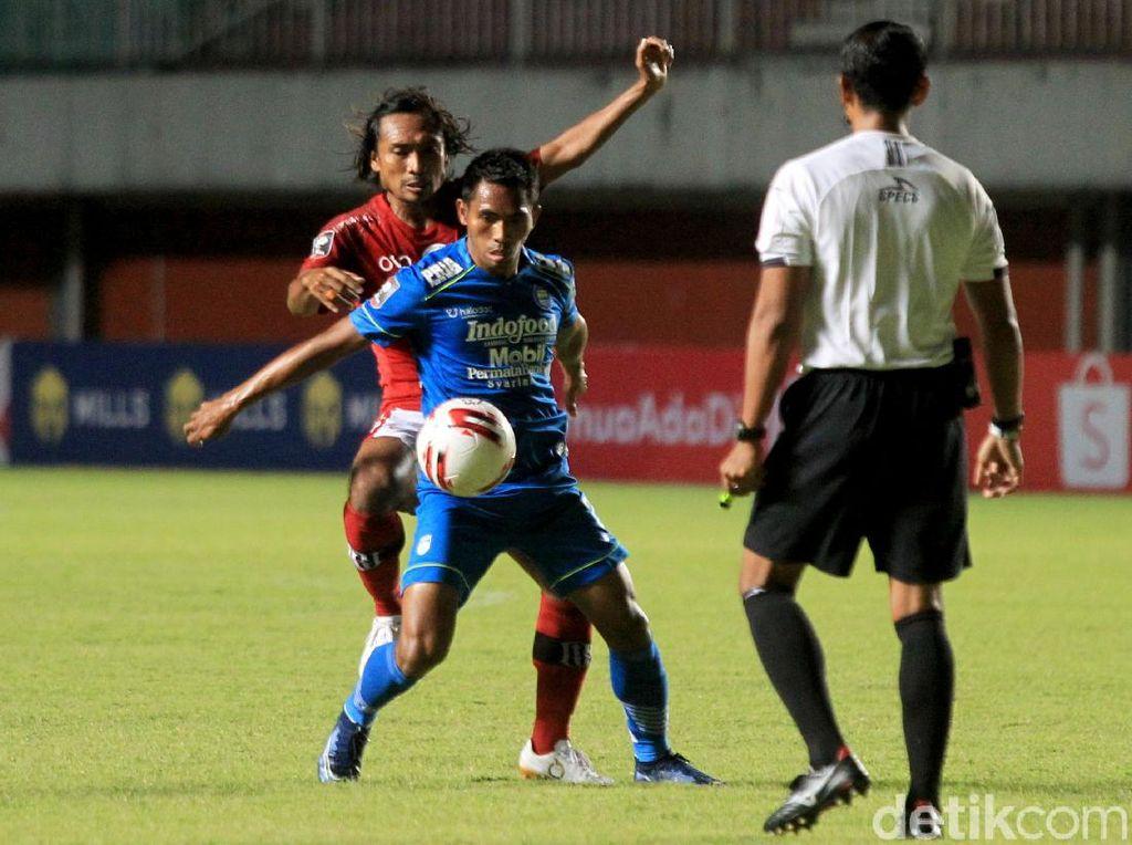 Teco Kecewa Bali United Imbang Lawan Persib