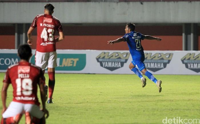 Persib Bandung Ditahan 1-1 Bali United di Laga Piala Menpora 2021