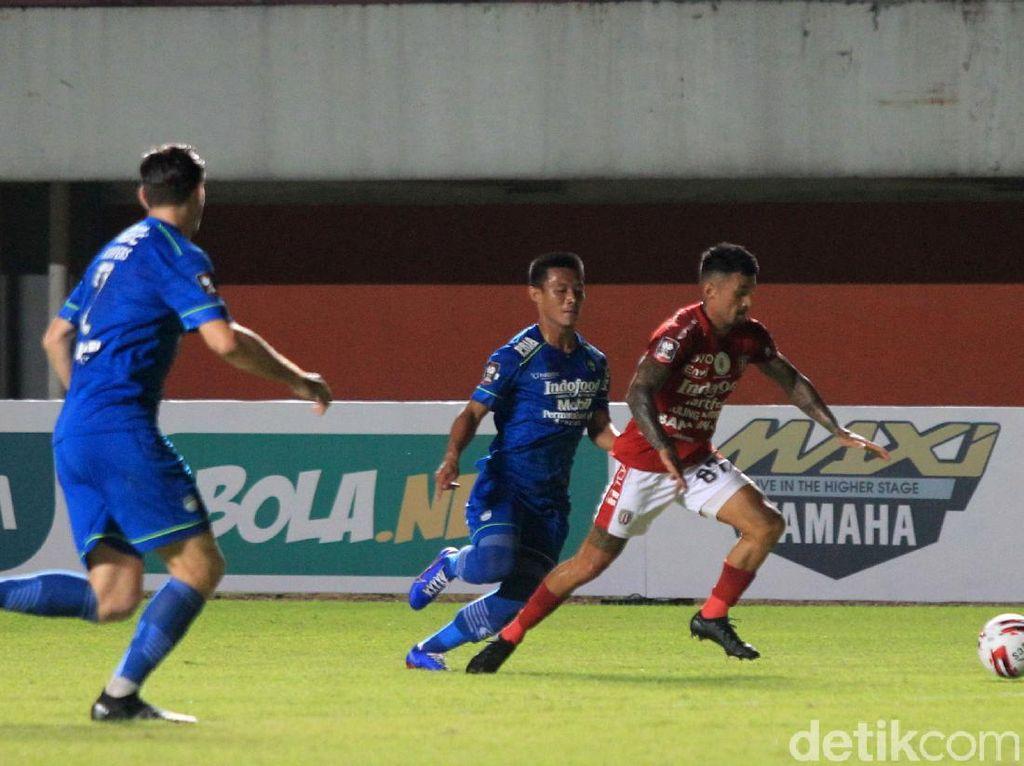 Hasil Piala Menpora 2021: Persib Vs Bali United Tuntas 1-1