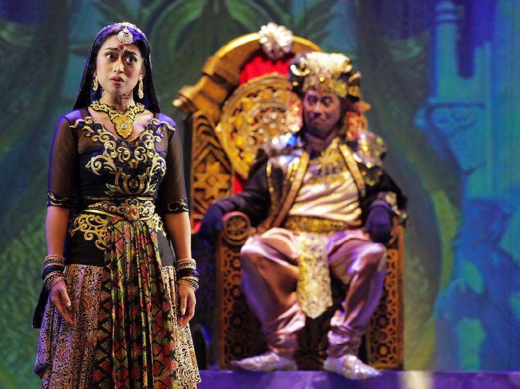Teater Koma Tampilkan Lakon Savitri di Festival 44