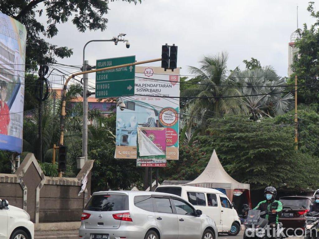 Kenapa Traffic Light Mati di Jl Legok Tak Diperbaiki? Ini Jawaban Dishub