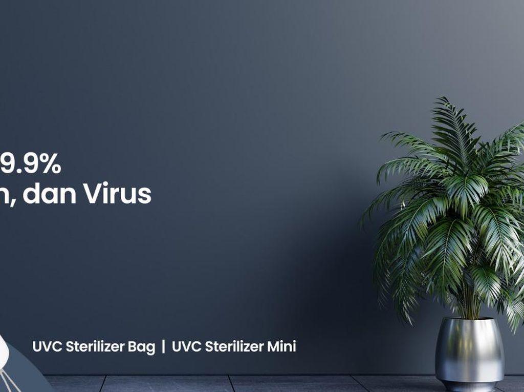 Lampu UVC Dapat Membunuh Virus dan Bakteri?