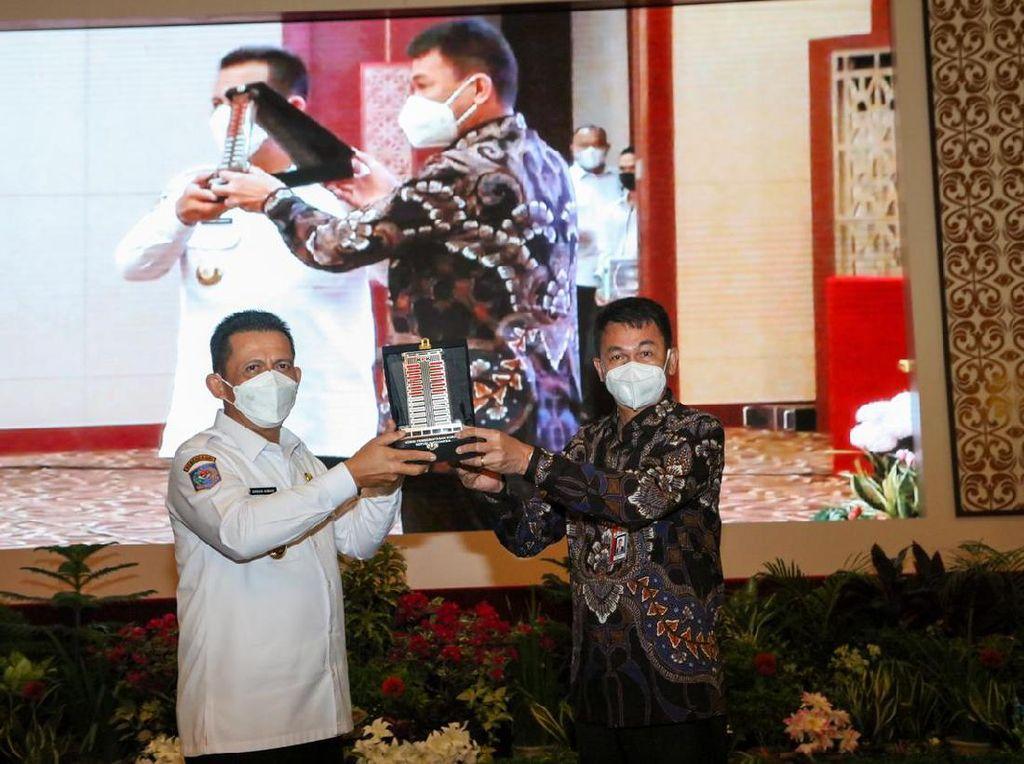 Rakor Bareng Pemprov Kepri, Wakil Ketua KPK: Jika Korupsi Kami Tangkap