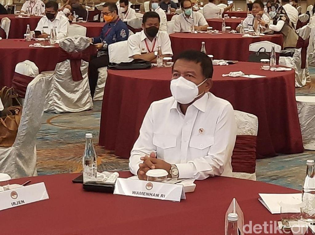 Wamenhan: Pembinaan Bela Negara Program Prioritas Revolusi Mental