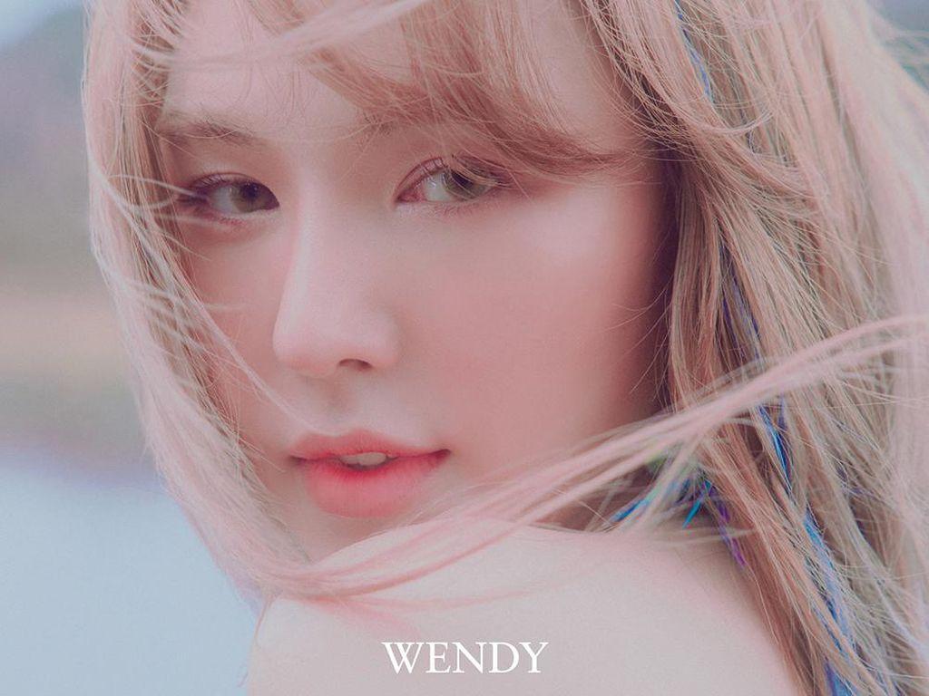 Confirmed! Wendy Red Velvet Debut Solo 5 April