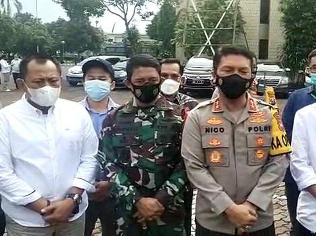 6 Peserta Kongres HMI di Surabaya yang Diamankan Usai Ricuh Masih Ditahan
