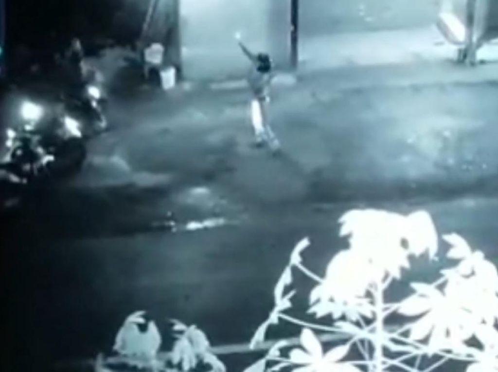 Begal Sadis Tembakkan Pistol Saat Disergap Polisi di Tasikmalaya