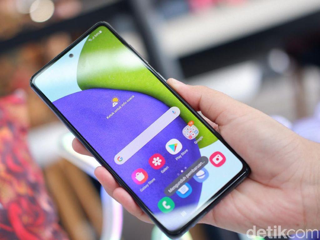 Tips Maksimalkan Pengalaman Mobile Gaming di Galaxy A52