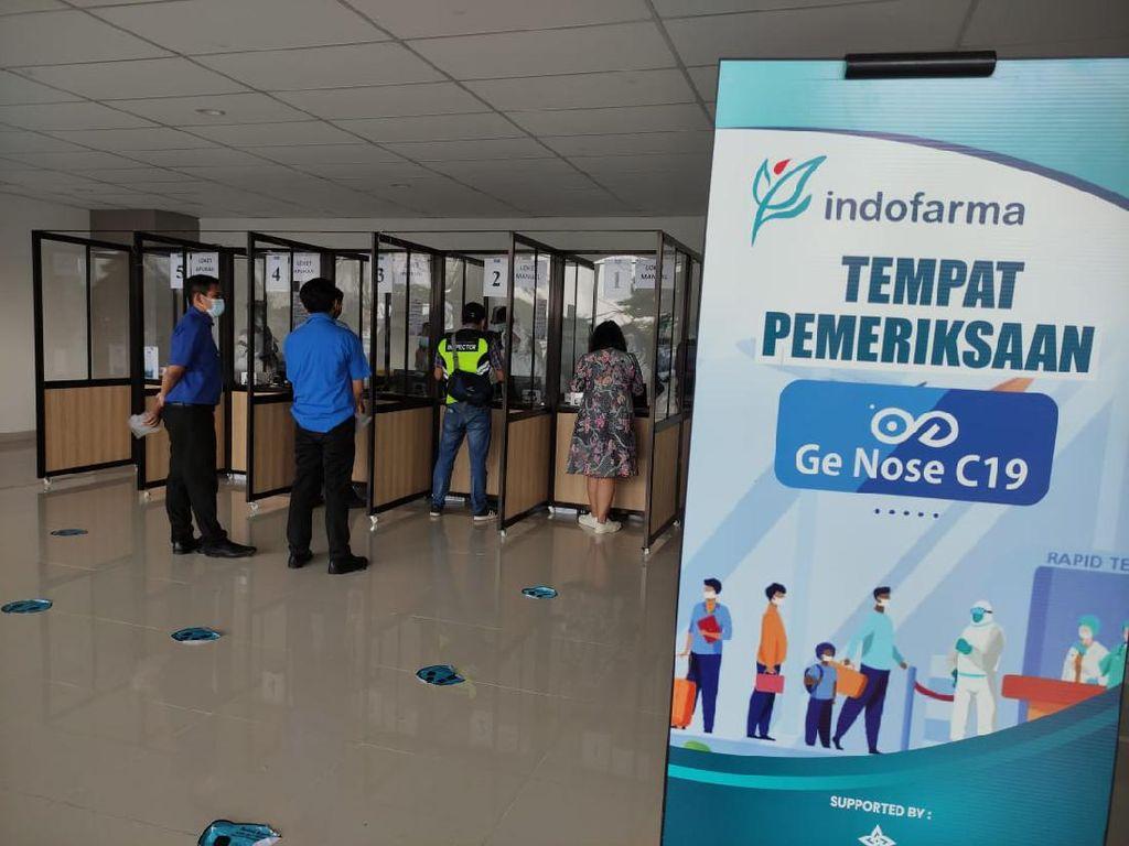 Diterapkan 1 April, Ini Prosedur Penggunaan GeNose C19 di Bandara Juanda