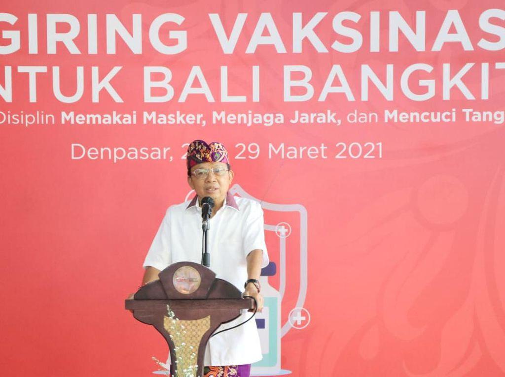 Koster Jengkel Endek Diproduksi Jateng-Dijual ke Bali: Budaya Kita Diambil!