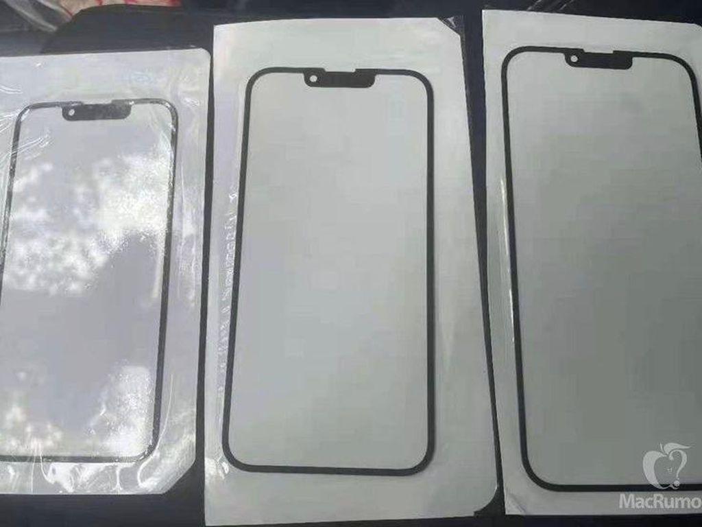 Bocoran Terbaru iPhone 13, Tampil dengan Notch Lebih Kecil