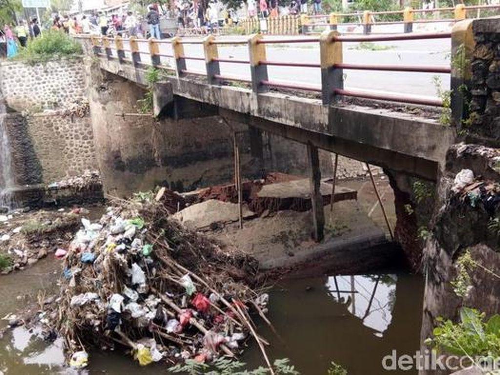 Ini Rekayasa Lalu Lintas Saat Jembatan Kedungasem Probolinggo Ditutup