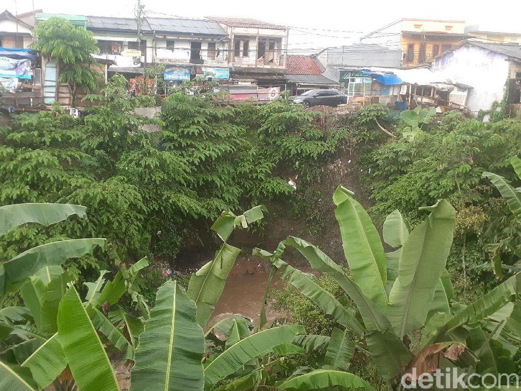 Sering Ditinjau, Tembok Antilongsor Jl Cilebut Bogor Belum Juga Dibangun