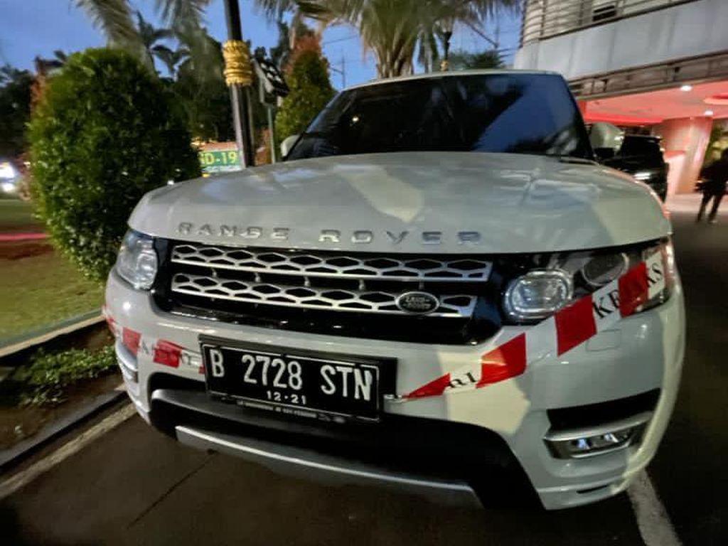 Intip Pajak Mobil Range Rover, Alphard, hingga Lexus RX Sitaan Kasus ASABRI